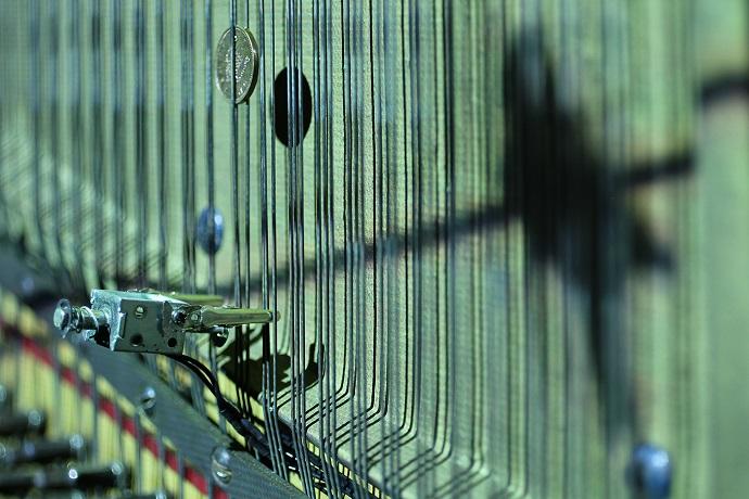 Kathy Hinde's 'Piano Migrations'