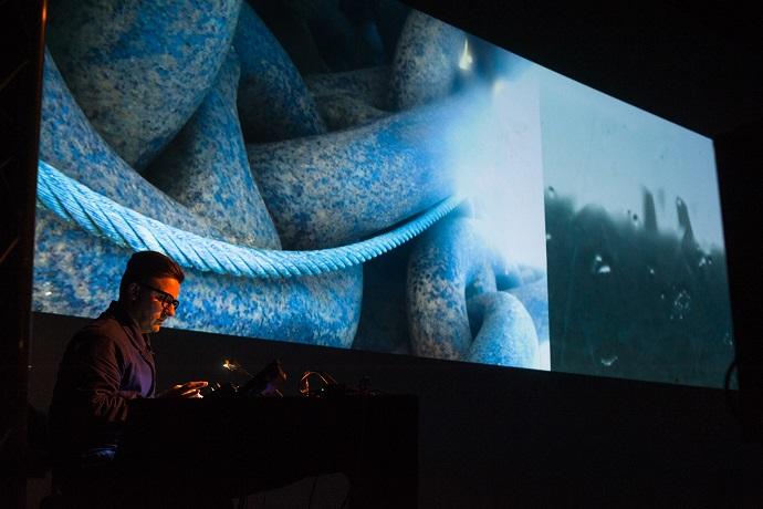 Plumbing the depths: Lyken's installation, 'Terrestrial Sea'
