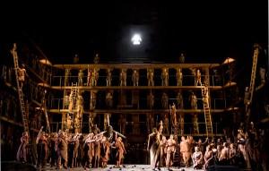 La fura del baus's take on 'Oedipe'
