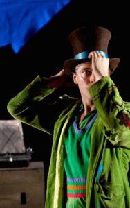 Matthew Sharp Tall Hat