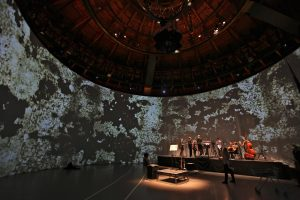 London Contemporary Orchestra and SDNA at Ron Arad's Curtain Call (18)