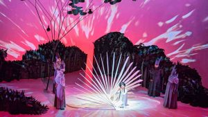 Paradise Interrupted is 'part-opera-part-installation'
