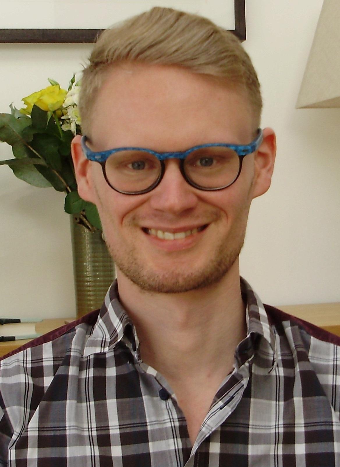 Daniel Calvert | EDITOR
