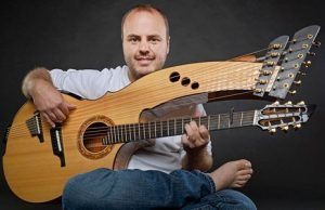 Andy McKee: an orchestra of sounds