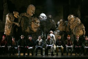 Philip Glass's Satyagraha English National Opera