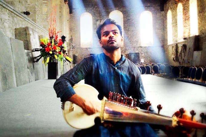Soumik Datta Sarod Player