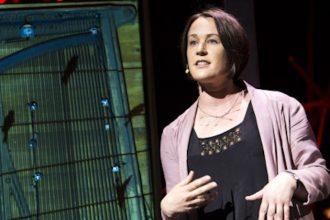 Kathy Hinde TED Talk